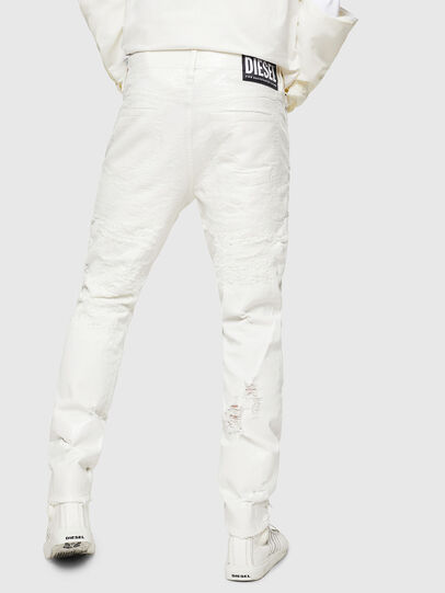 Diesel - Mharky 069GY, White - Jeans - Image 2