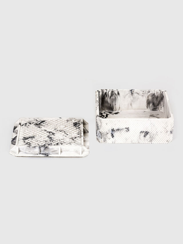 Diesel - 11070  WORK IS OVER, White - Home Accessories - Image 5