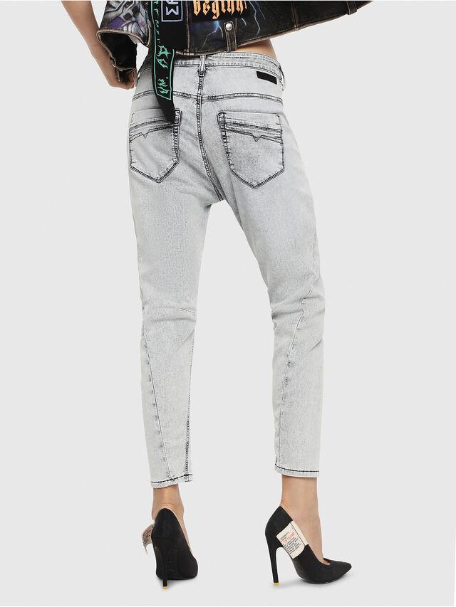 Diesel - Fayza JoggJeans 069FE, Light Blue - Jeans - Image 2