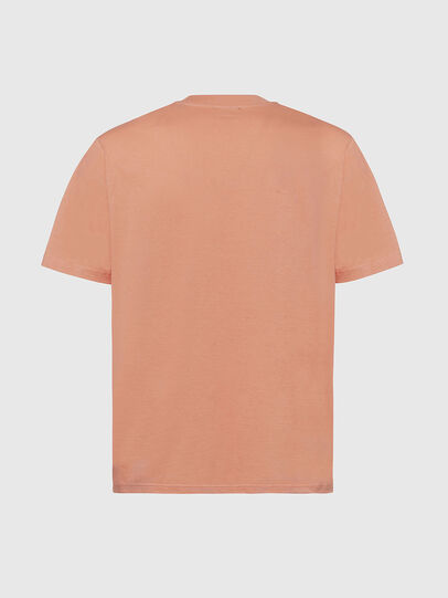 Diesel - T-JUST-X61, Pink - T-Shirts - Image 2