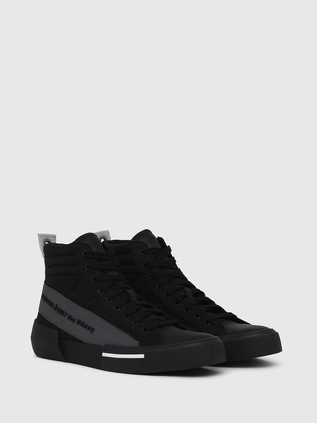 Diesel - S-DESE MC, Black/Grey - Sneakers - Image 2