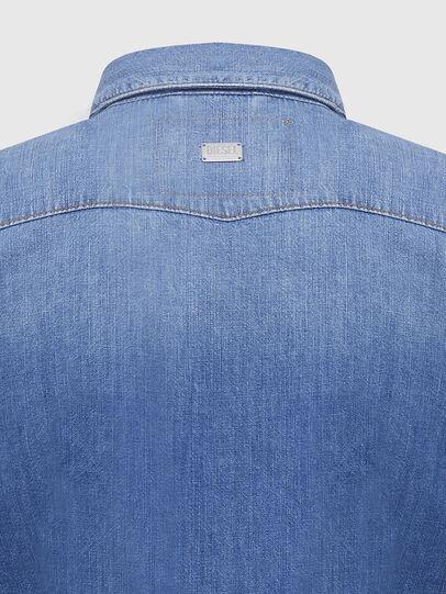 Diesel - DE-RINGY, Blue Jeans - Denim Shirts - Image 4
