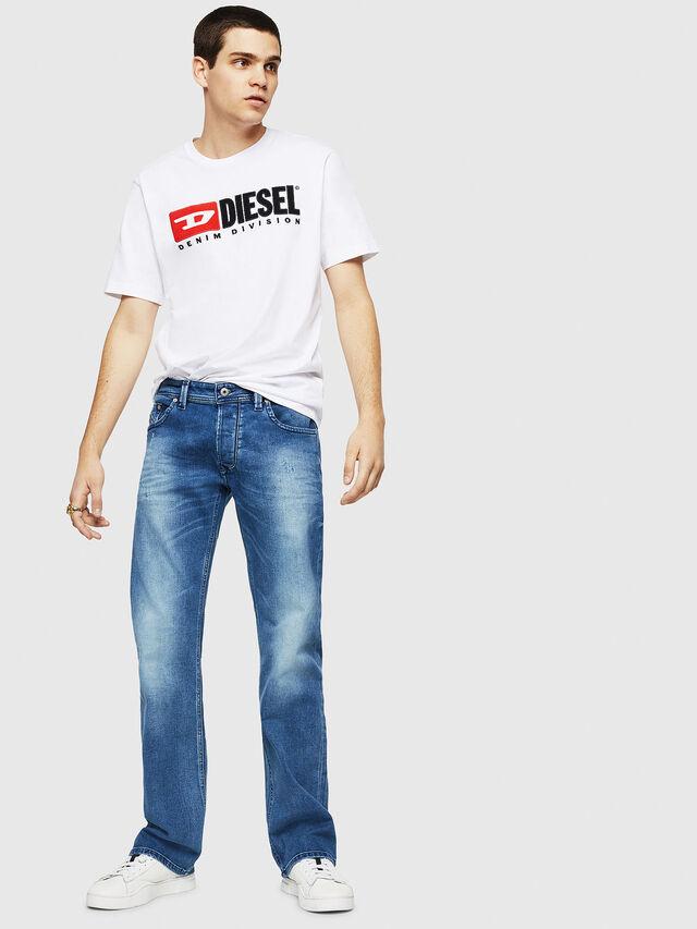 Diesel - Larkee C84NV, Light Blue - Jeans - Image 4
