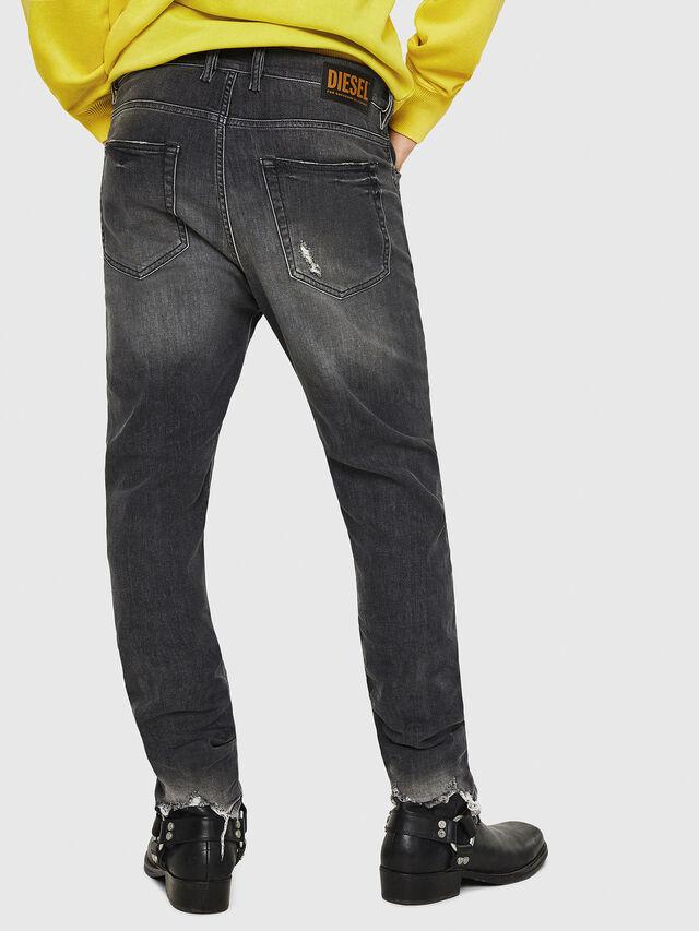 Diesel - D-Vider 069DM, Black/Dark grey - Jeans - Image 2