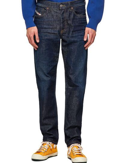 Diesel - D-Fining 09A12, Dark Blue - Jeans - Image 1