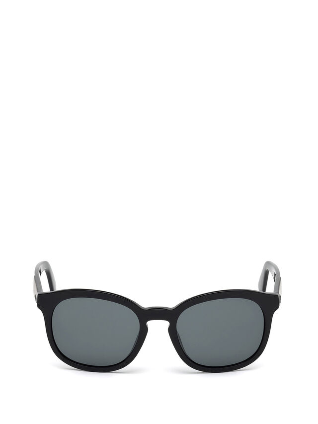 Diesel - DM0190, Black - Sunglasses - Image 1