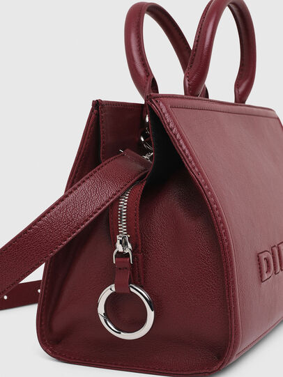 Diesel - PIRITE, Bordeaux - Satchels and Handbags - Image 5