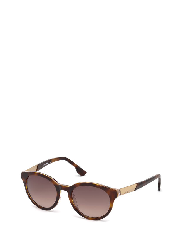 Diesel - DM0186, Brown - Sunglasses - Image 4