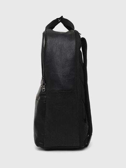 Diesel - GINKGO PP, Black - Backpacks - Image 3
