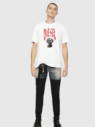 Diesel - T-JUST-YE,  - T-Shirts - Image 4