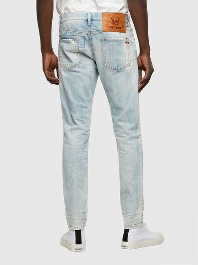 Diesel - D-Strukt 009TN, Light Blue - Jeans - Image 2