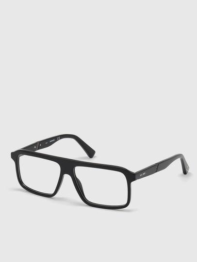 Diesel - DL5370, Black - Eyeglasses - Image 2