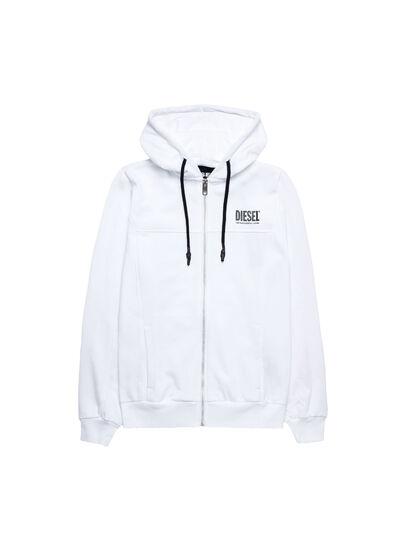 Diesel - UFLT-VICTORIAL-HZ, White - Sweaters - Image 1