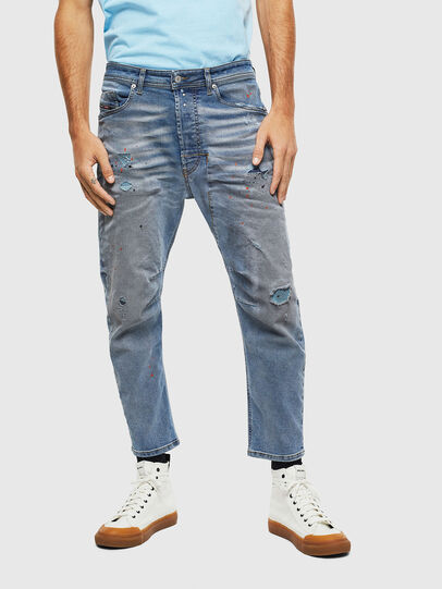 Diesel - Narrot 009BN, Medium blue - Jeans - Image 1