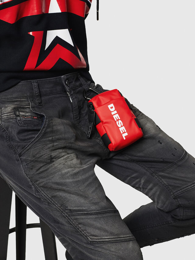 Diesel - Fayza JoggJeans 069GN, Black/Dark grey - Jeans - Image 3