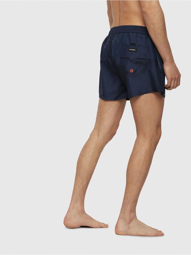 Diesel BMBX-SANDY 2.017, Dark Blue - Swim shorts - Image 2