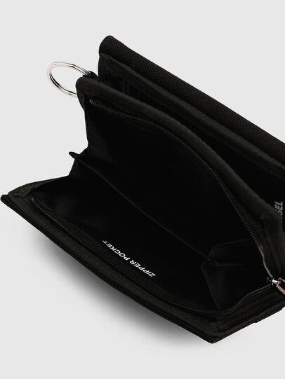 Diesel - YOSHI, Black - Small Wallets - Image 5