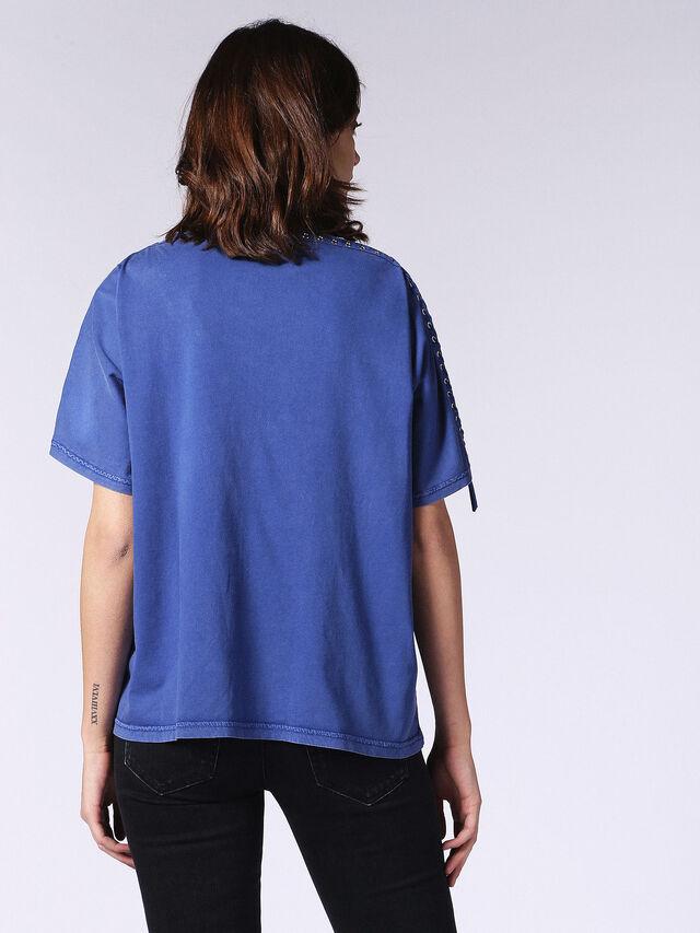 T-LEOX-A, Brilliant Blue