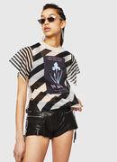 M-RIX, White/Black - Knitwear
