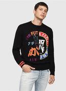 K-FUT, Multicolor/Black - Knitwear
