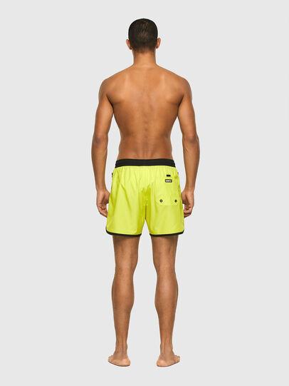 Diesel - BMBX-REEF-40, Yellow - Swim shorts - Image 2