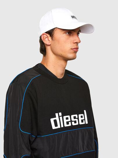 Diesel - S-LAIN, Black - Sweaters - Image 4