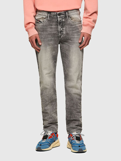 Diesel - D-Fining 069SV, Light Grey - Jeans - Image 1