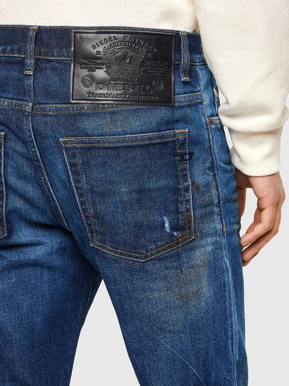 Diesel - D-Fining 009NG, Dark Blue - Jeans - Image 3