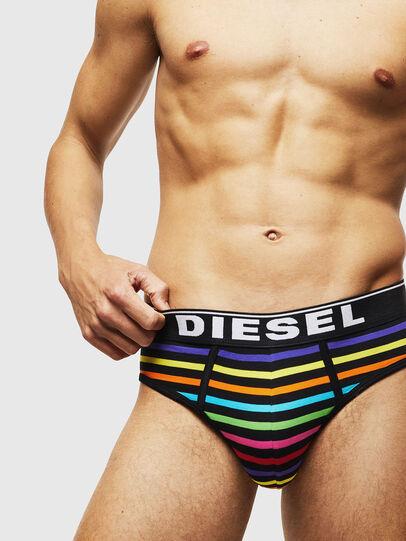 Diesel - UMBR-ANDRETHREEPACK, Multicolor/Black - Briefs - Image 4