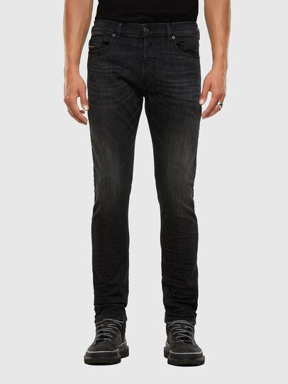 Diesel - D-Luster 009EN, Black/Dark grey - Jeans - Image 1