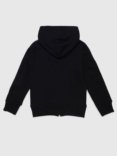 Diesel - SUITTOX, Black - Sweaters - Image 2