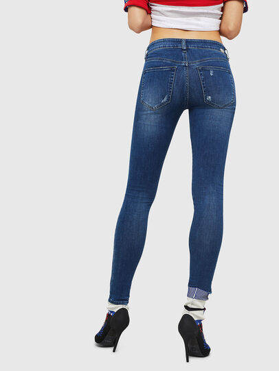 Diesel - Slandy 089AI, Medium blue - Jeans - Image 2