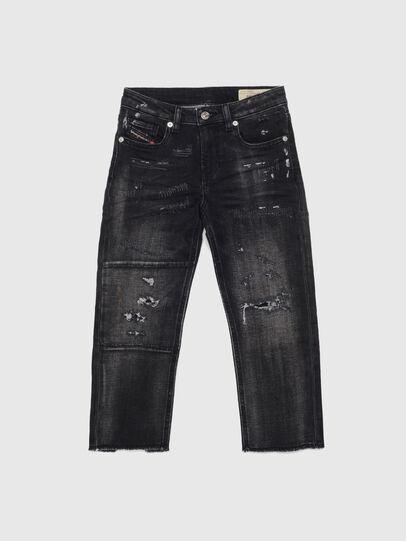 Diesel - ARYEL-J JOGGJEANS, Black/Dark grey - Jeans - Image 1