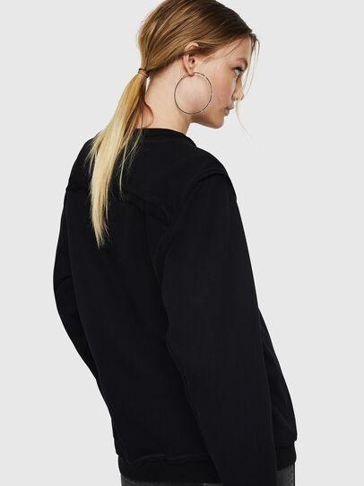Diesel - F-LYANY-F, Black - Sweaters - Image 2