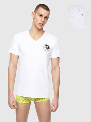 UMTEE-MICHAEL3PACK, White - Tops