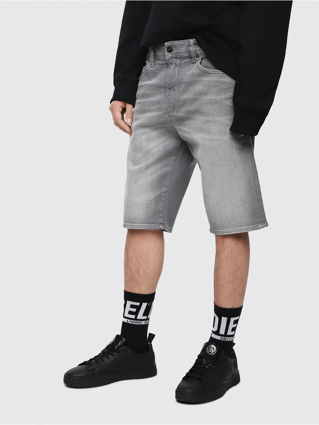 THOSHORT, Grey Jeans