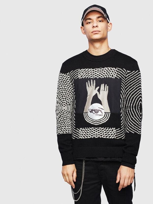 K-OCCHY, Black - Knitwear