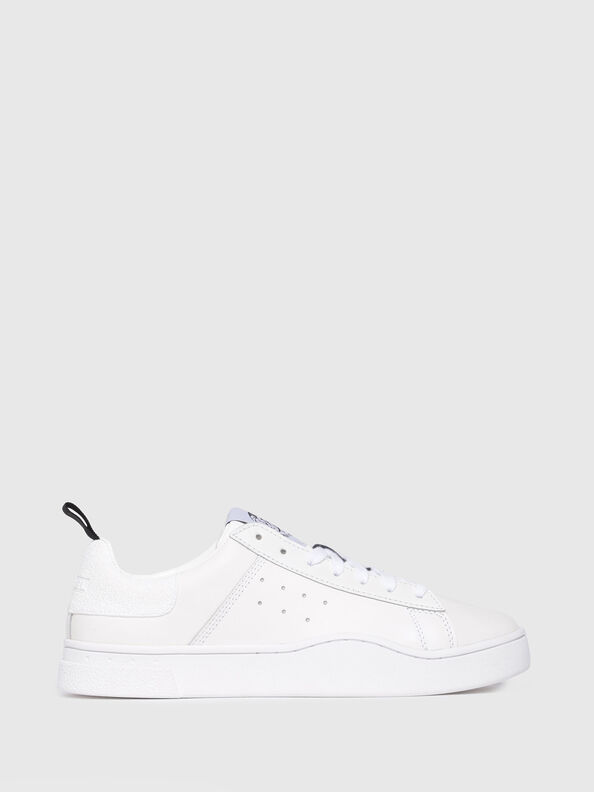 S-CLEVER LOW W, White - Sneakers
