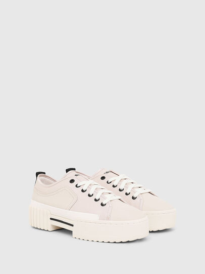 Diesel - S-MERLEY LOW, Bright White - Sneakers - Image 2