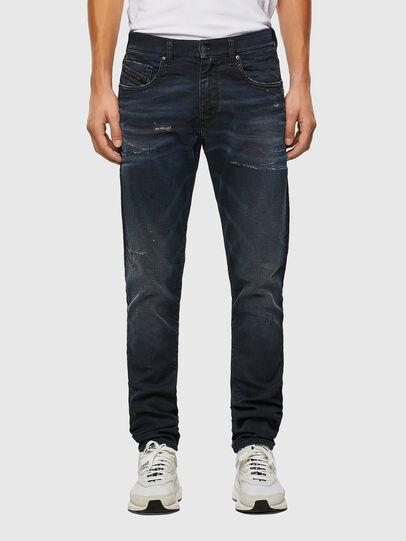Diesel - D-Strukt JoggJeans 069QH, Dark Blue - Jeans - Image 1