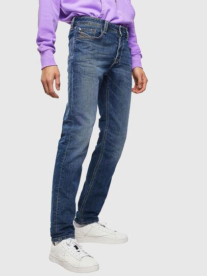 Diesel - Larkee-Beex 0096E, Medium blue - Jeans - Image 4