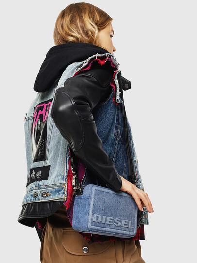 Diesel - ROSA', Blue Jeans - Crossbody Bags - Image 6