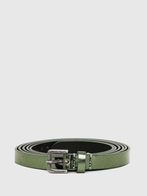 B-DWRAP, Green - Belts