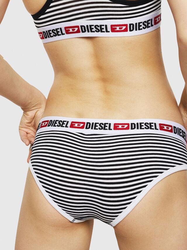 Diesel - UFPN-OXY-THREEPACK, Black/White - Panties - Image 3