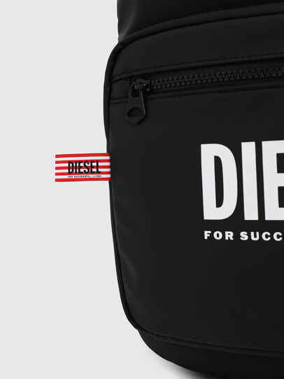 Diesel - LR-F-DISCOVER BACK N, Black - Backpacks - Image 4