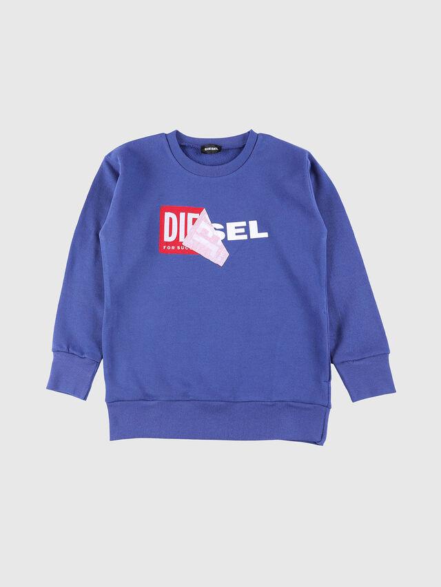 Diesel - SALLY OVER, Cerulean - Sweaters - Image 1