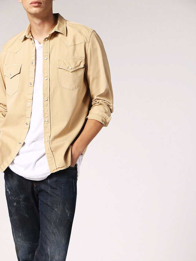 S-EAST-TR, Light Brown