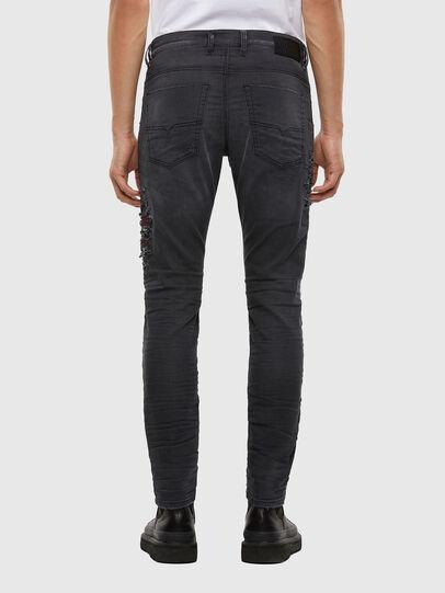 Diesel - KROOLEY JoggJeans® 069RA, Black/Dark grey - Jeans - Image 2