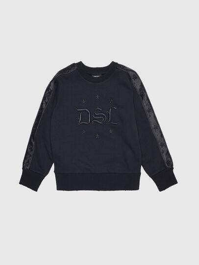 Diesel - SBAYRR, Black - Sweaters - Image 1