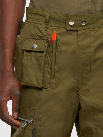Diesel - P-CYAN, Military Green - Pants - Image 3